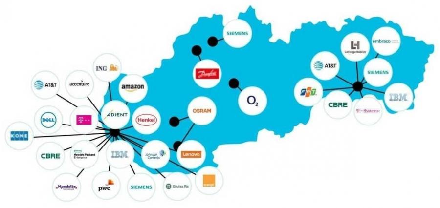 Stredná Európa je eldorádo centier podnikových služieb 8ca5a6fc145
